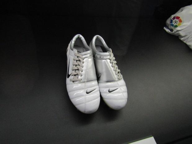 Boots of Roberto Carlos