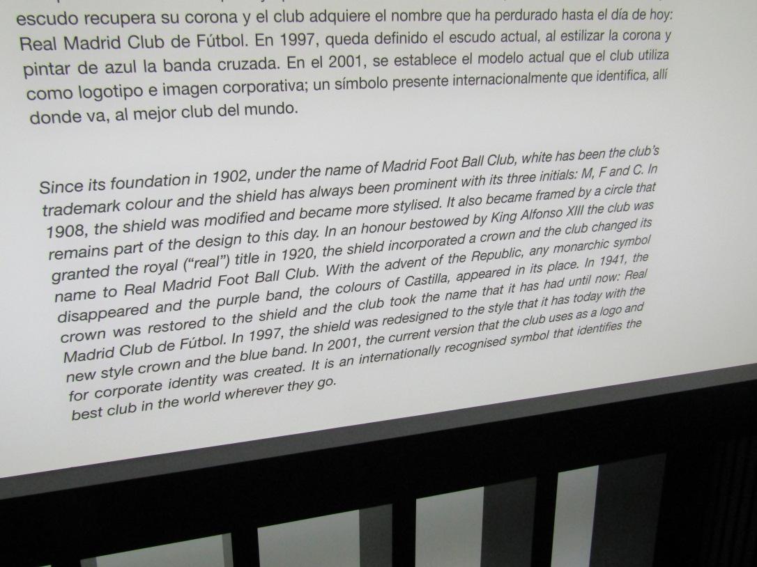 Real Madrid history