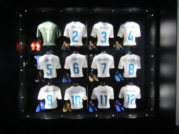 Real Madrid first team