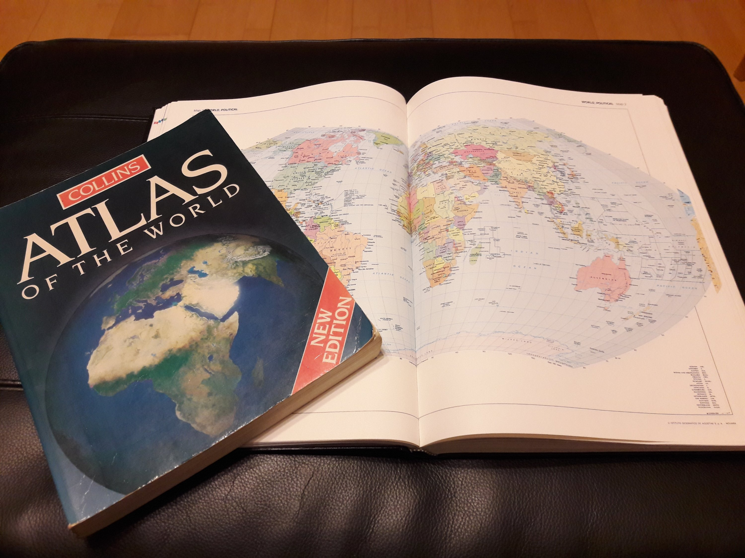 Armchair Travel Guide Books