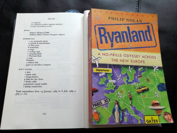 Dervla Murphy Full Tilt Ryanland Philip Nolan