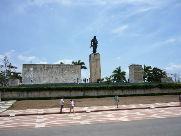 Ernesto Che Guevara visitor centre Santa Clara