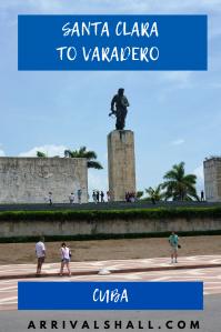 Santa Clara to Varadero Cuba