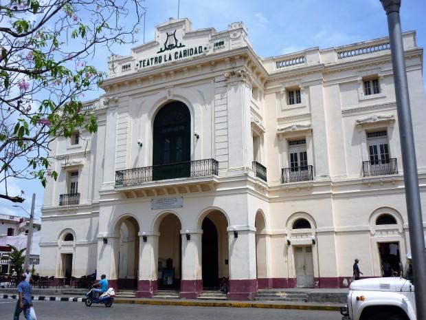 Teatro la Caridad Santa Clara