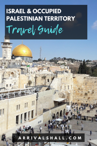 Israel Palestine Travel Guide