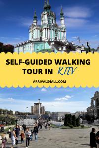 Kiev Ukraine Walking Tour