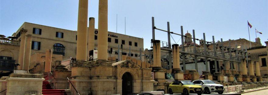 Pjazza Teatru Rjal Valletta
