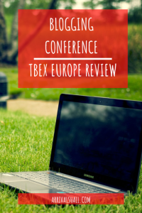 Blogging Conference TBEX Europe review