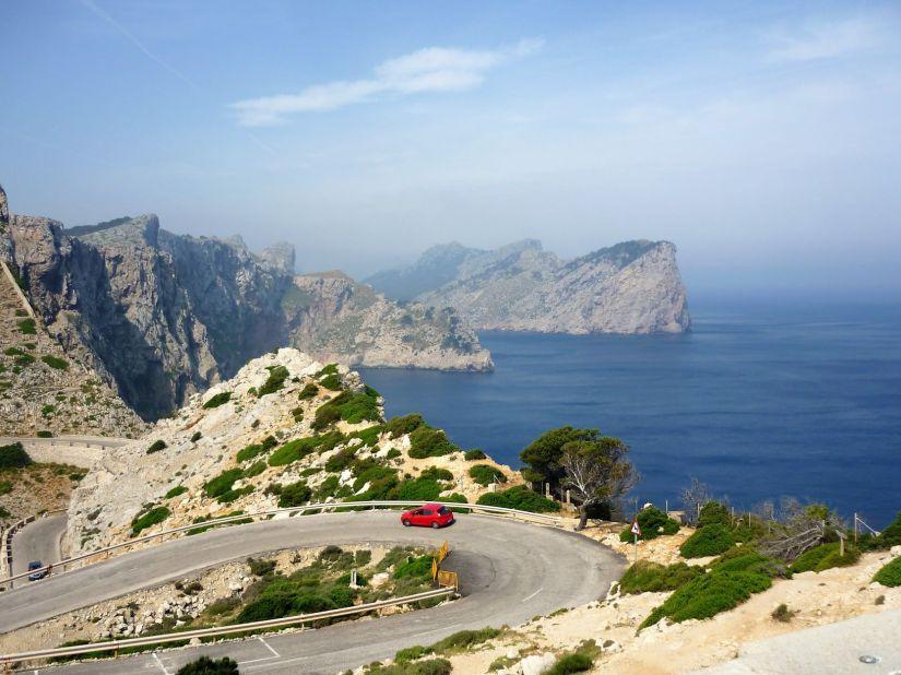 Cap de Formentor Mallorca