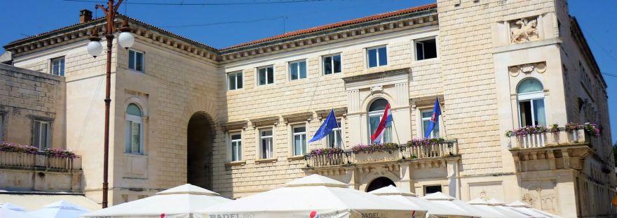 City Hall Zadar Croatia