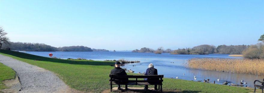 Lough Leane couple Killarney