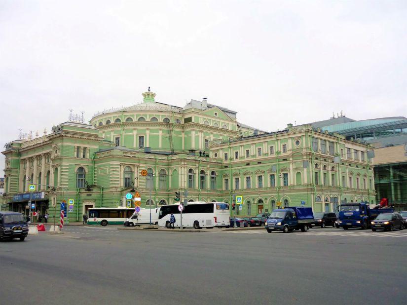 Mariinksy Theatre Russia