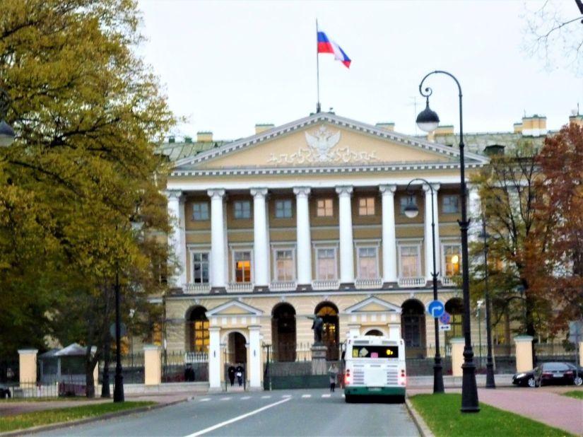 Smolny Institute Russia
