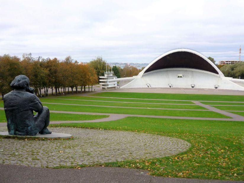 Song Festival Grounds Tallinn Estonia