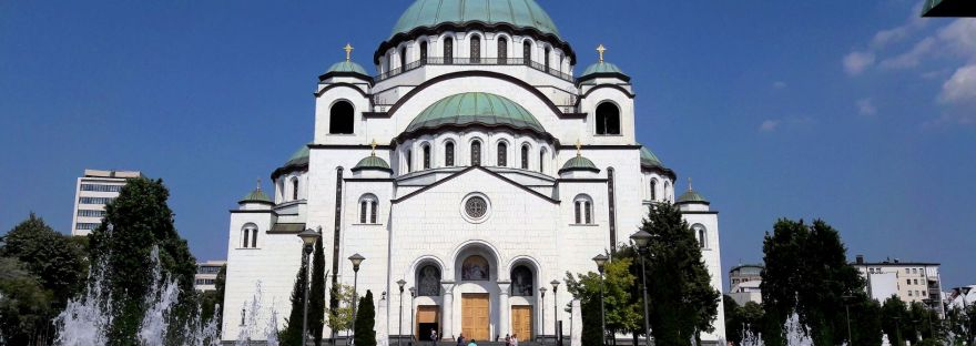 Church of St Sava Belgrade