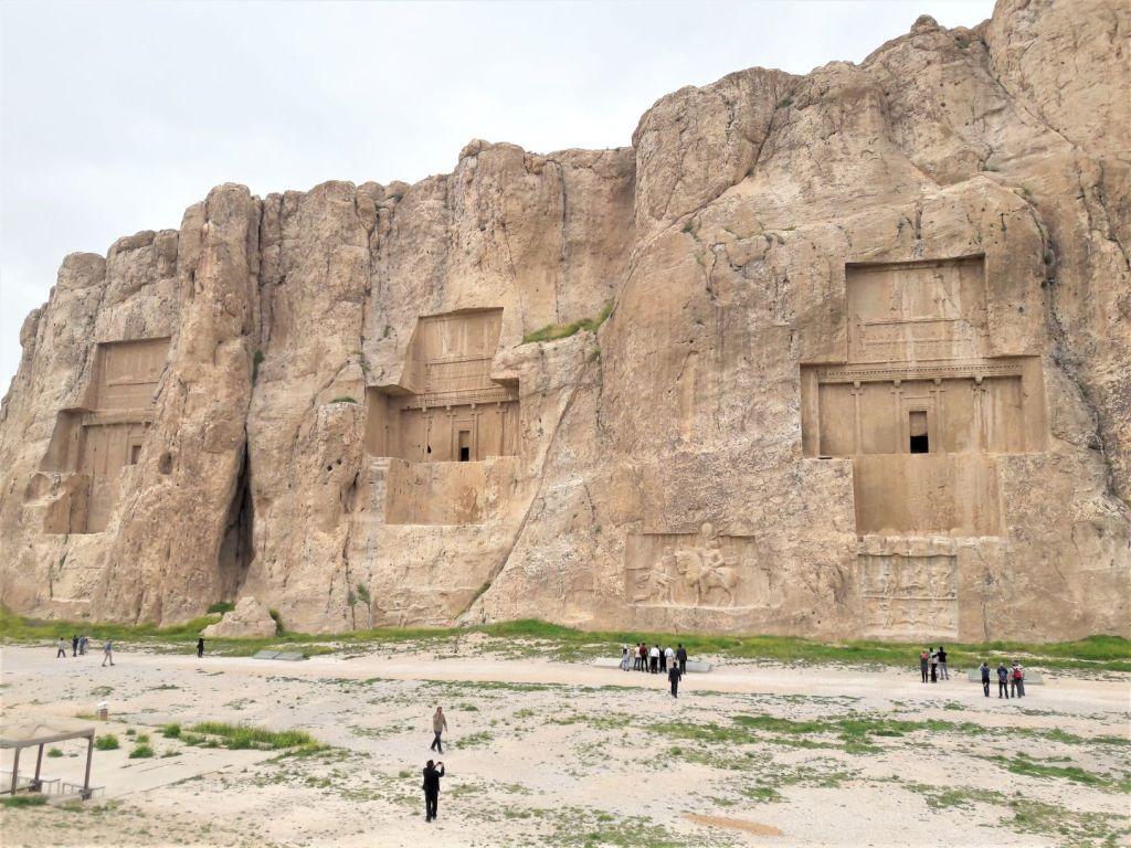Naqsh-e Rostam Necropolis Iran