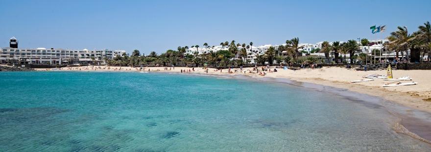 Playa de las Cucharas Lanzarote