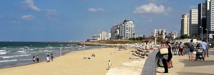 Tel Aviv south beaches