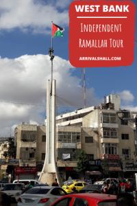 West Bank Ramallah Tour