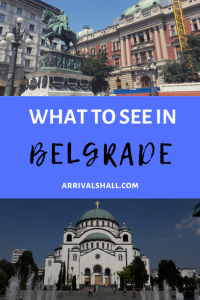 What to see in Belgrade