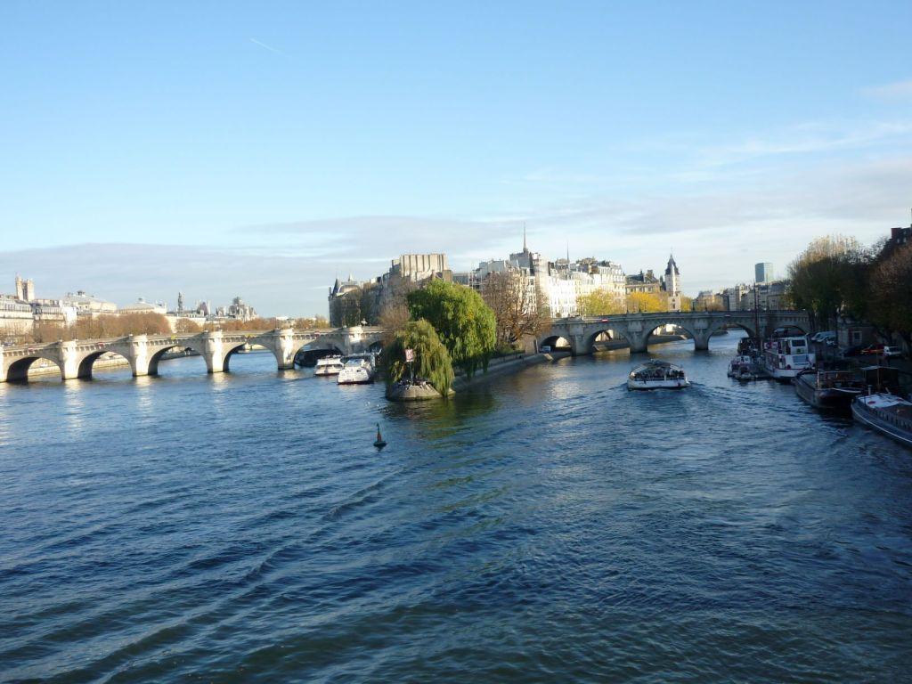 Ile de la Cite Paris