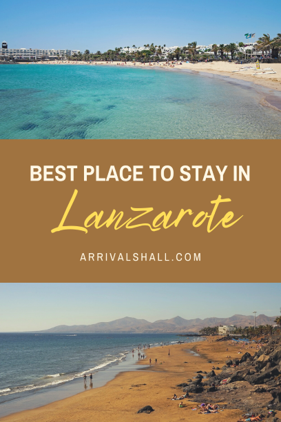 Best place to stay in Lanzarote