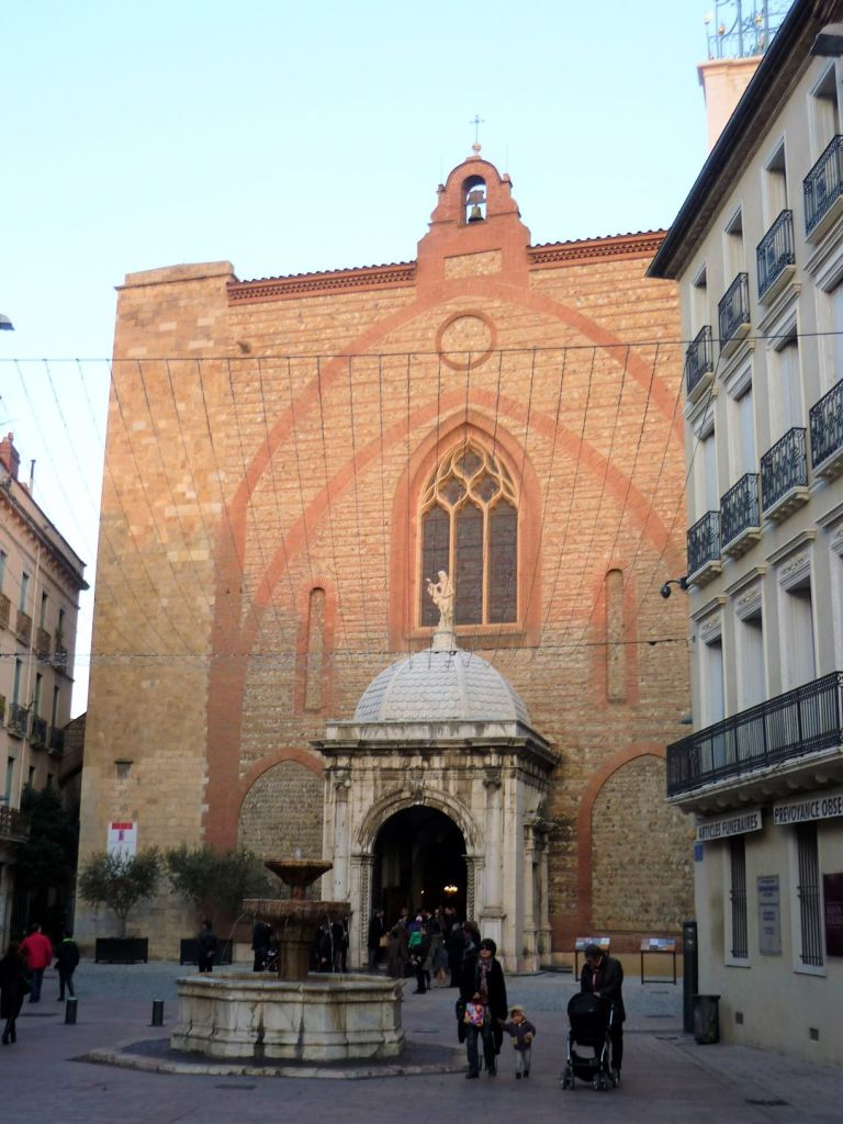 Cathedrale St-Jean Perpignan