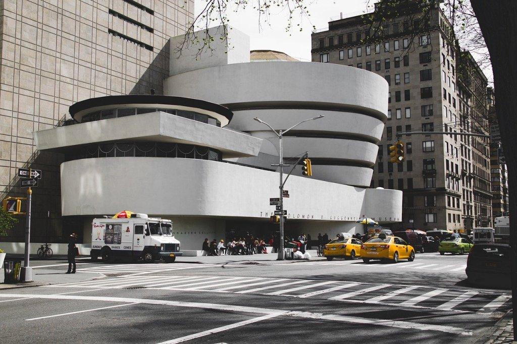 Solomon R. Guggenheim Museum New york