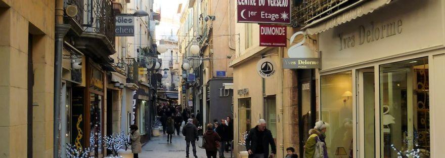 Perpignan City Centre