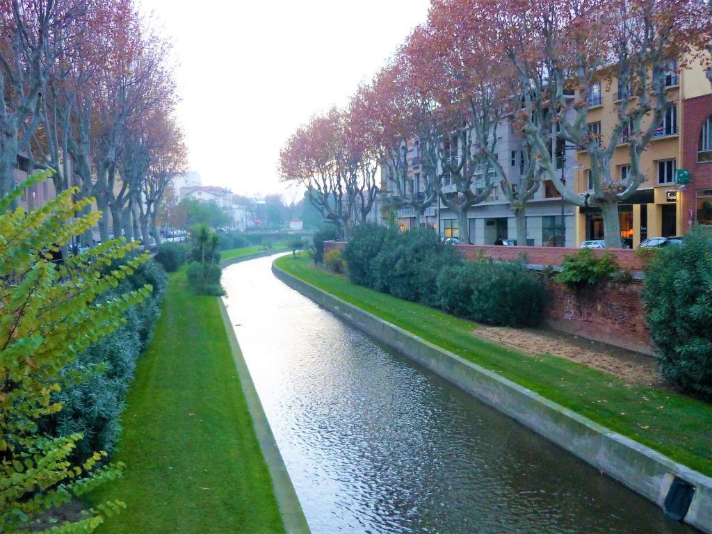 River Basse Perpignan
