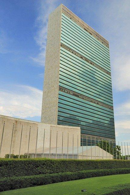 UN Building New York