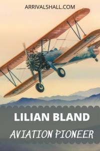 Lilian Bland