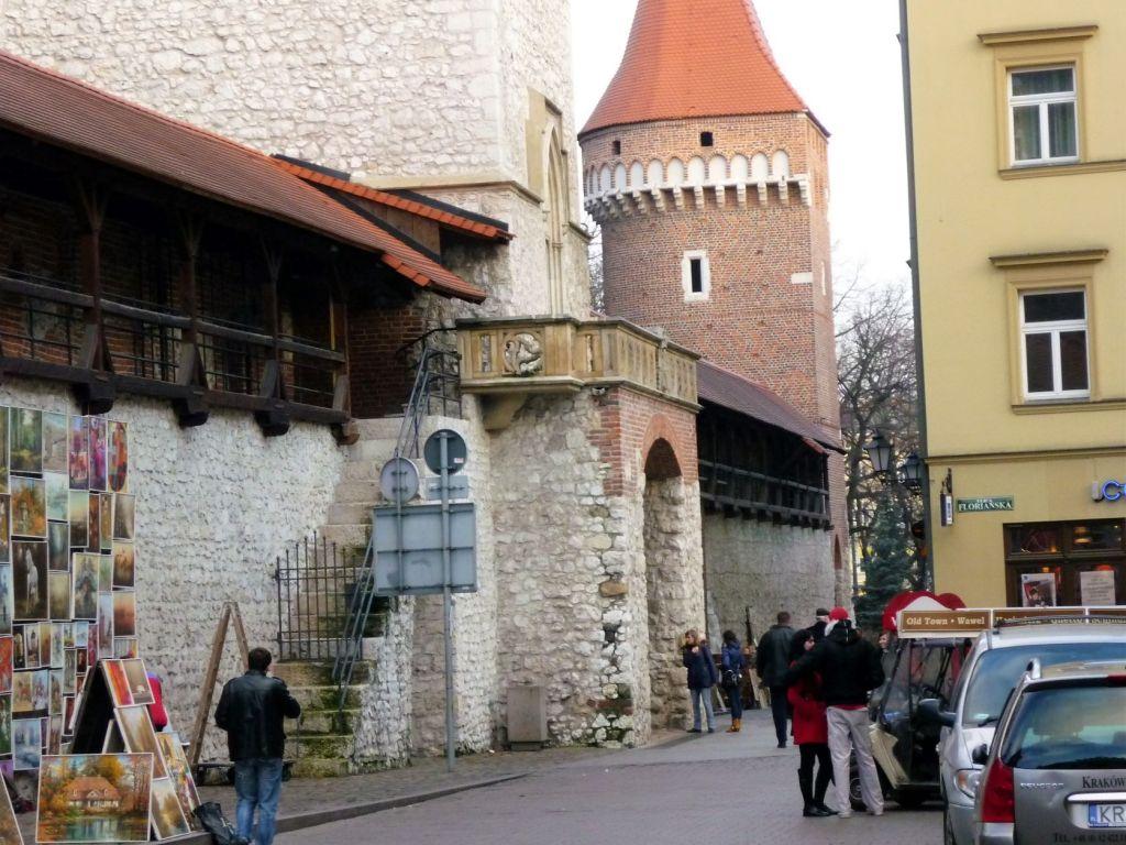 Florian Gate area